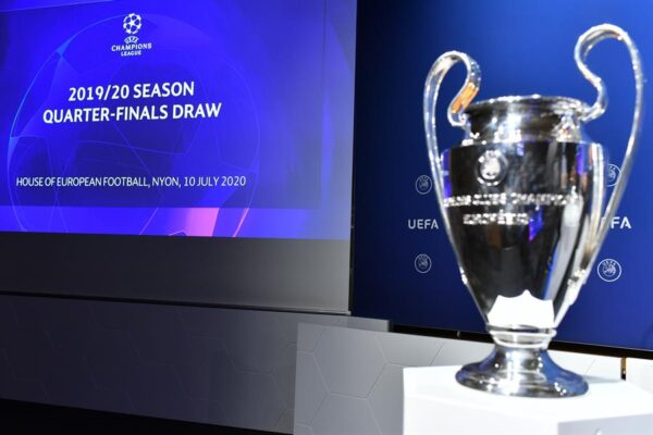 Champions League: Se definió el cuadro final